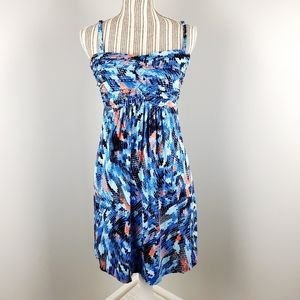 Soma printed jersey dress size small